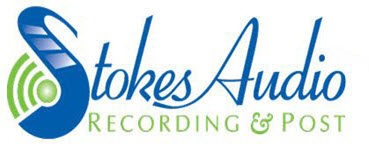 Stokes Audio Logo